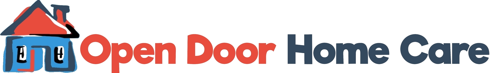 open door home care logo
